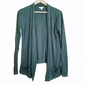 American Eagle Open Front Cardigan Size M
